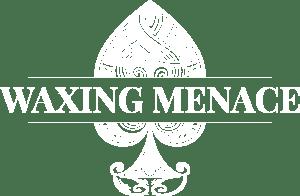 Waxing menace Hero Logo Image